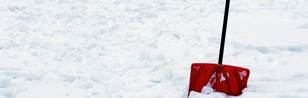 snow plow contract